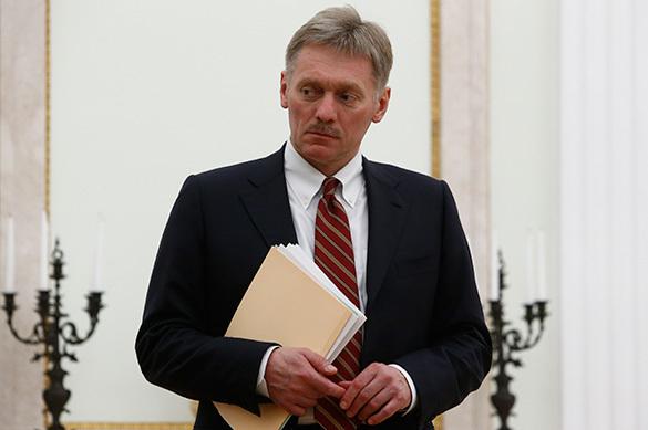 Песков: Россия оставила за собой право отреагировать на санкции США. 372724.jpeg