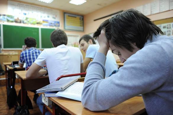 Cекспросвет в российской школе не пройдет