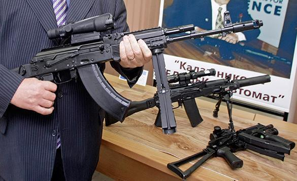 Топ-5: составлен перечень лучшего советского оружия