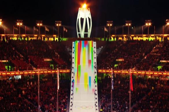 В Пхенчхане закрыли зимнюю Олимпиаду. В Пхенчхане закрыли зимнюю Олимпиаду