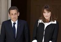 Саркози занялся