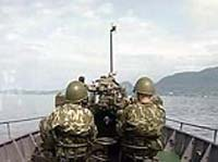 Абхазия получила военно-морской кордон