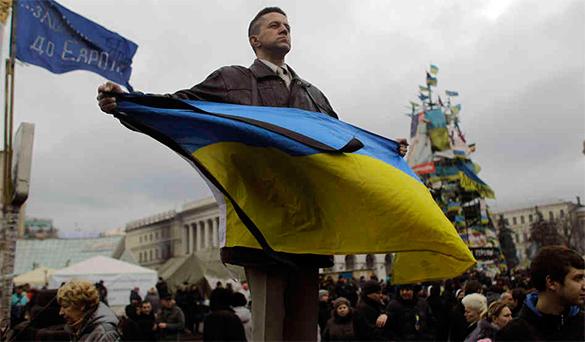 Алексей Наталенко: Янукович – президент Украины, а в Киеве – хунта. 290726.jpeg