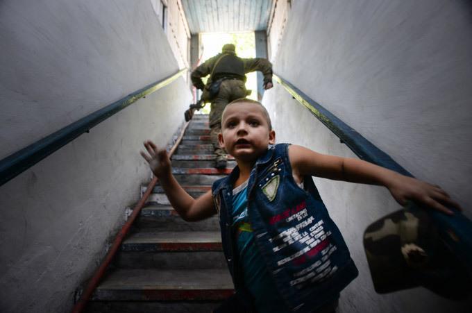Делегация ООН проверила и поверила в существование украинских беженцев в Ростове. 299726.jpeg