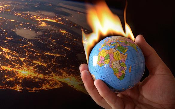 11 симптомов глобальной депопуляции. планета, огонь, экология
