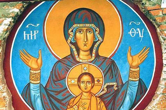 """Богородица """"Знамение"""": чудо победы для веры. 395726.jpeg"""
