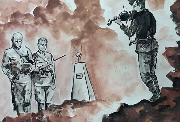 В ЦМТ пройдет выставка детского конкурса рисунка