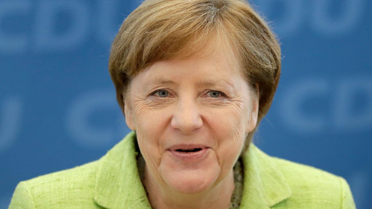 Самые причудливые увлечения и привычки мировых лидеров. Ангела Меркель