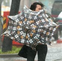 В Москве ожидаются ливни с грозами