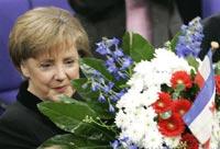 Меркель навестила немецких солдат в Афганистане