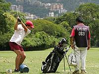 Поля для гольфа принесли в жертву борьбе с