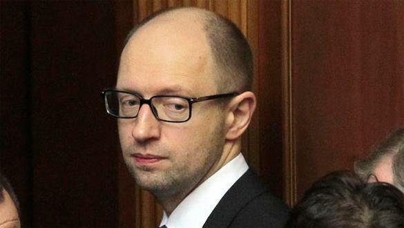Яценюк начинает оплачивать российский газ. 302727.jpeg