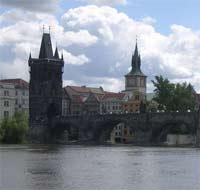 Разрушительное наводнение угрожает Праге