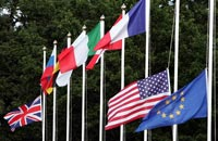 В Риме начался социальный саммит G8