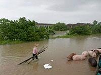 Из-за наводнений в Китае погибли как минимум 20 человек
