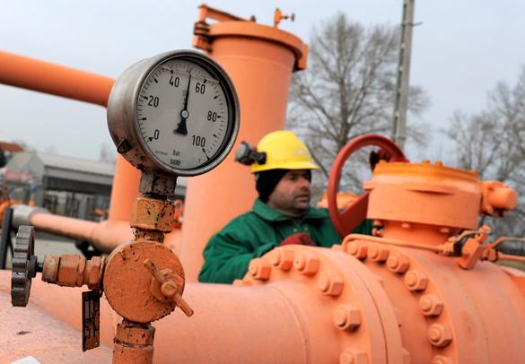 Минэнерго подтвердило получение от Украины  части задолженности за газ. Минэнерго подтвердило получение от Украины части задолженности з