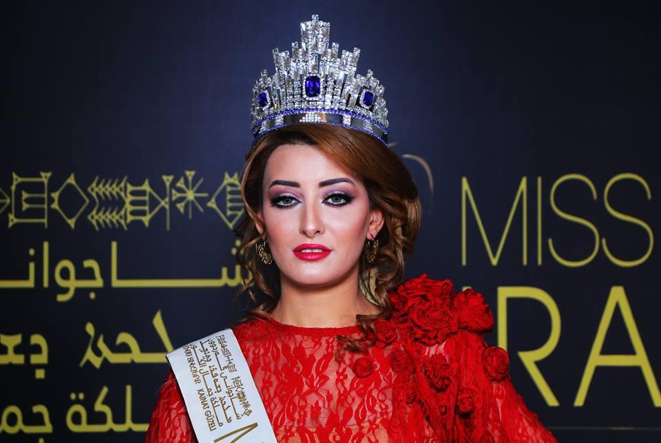 """Ирак впервые за 45 лет отправит красавицу на конкурс """"Мисс Вселенная"""". Ирак впервые за 45 лет отправит красавицу на конкурс Мисс Вселе"""