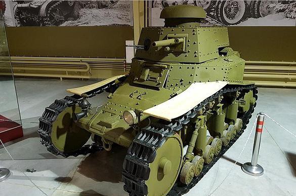 Первый танк Красной армии. 395728.jpeg
