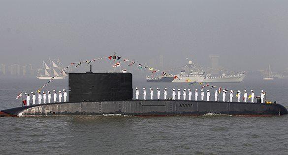 В Индию из России потечет не только нефть, но и поплывет атомная субмарина. 306729.jpeg