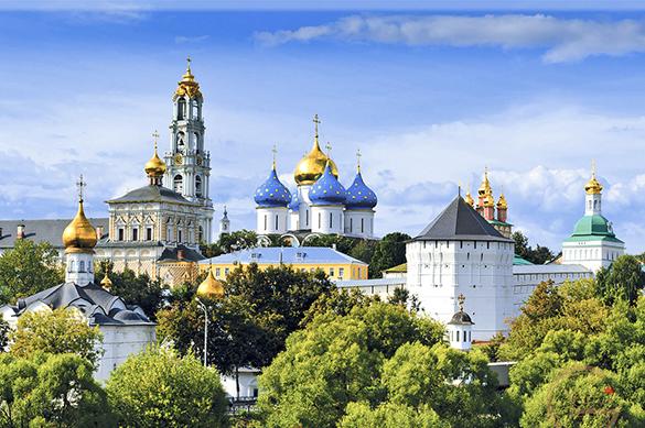Тур по Золотому Кольцу России на зимние каникулы