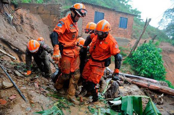 В Колумбии сход селевого потока привел к массовой гибели людей