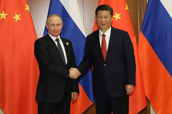 Forbes рассказал о войне Китая и России со всем миром