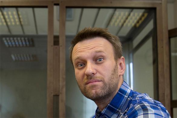 Навальный получил 30 суток ареста