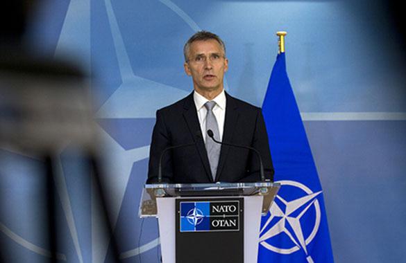 EC несможет обойтись без НАТО, уверен Столтенберг