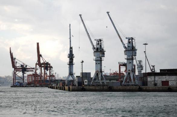 В России предложили ввести санкции против портов Украины. В России предложили ввести санкции против портов Украины