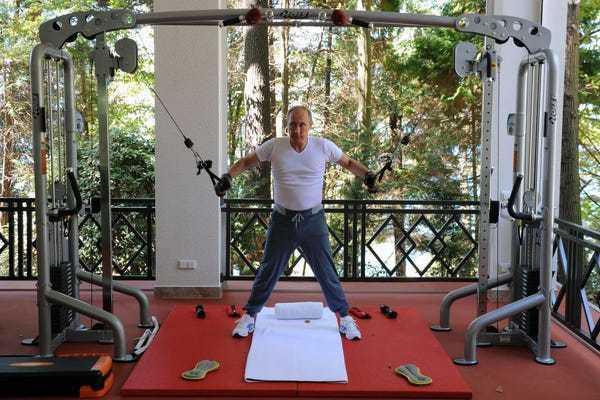 Самые причудливые увлечения и привычки мировых лидеров. Владимир Путин