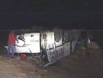 В Египте туристов похоронил автобус