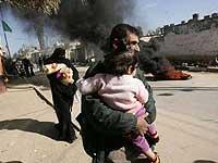 Израиль и Палестину уличили в военных преступлениях в Секторе