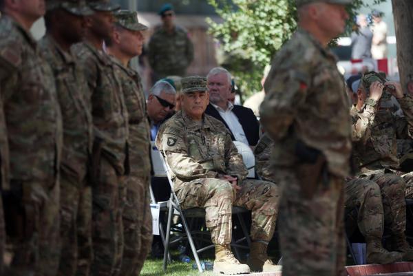 контингент в Афганистане