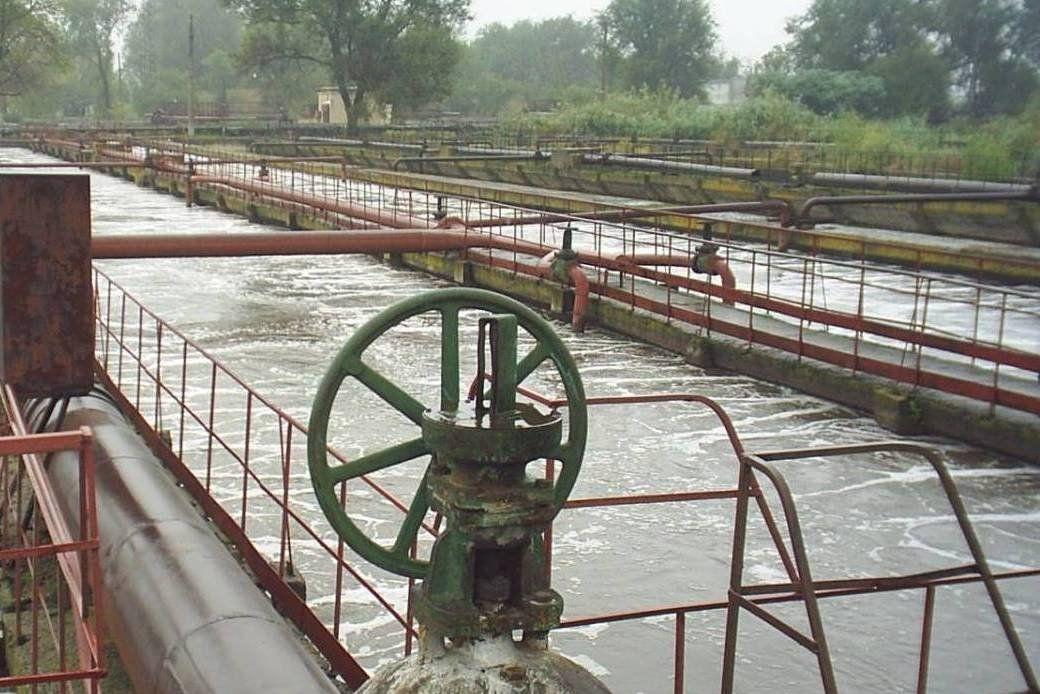Украина отключает Луганск от воды. Украина отключает Луганск от воды