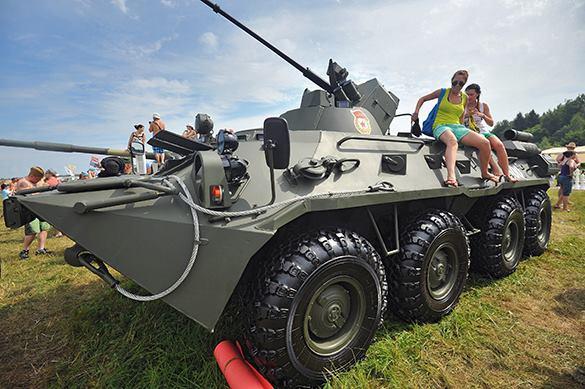 Минобороны посылает танки на Нашествие