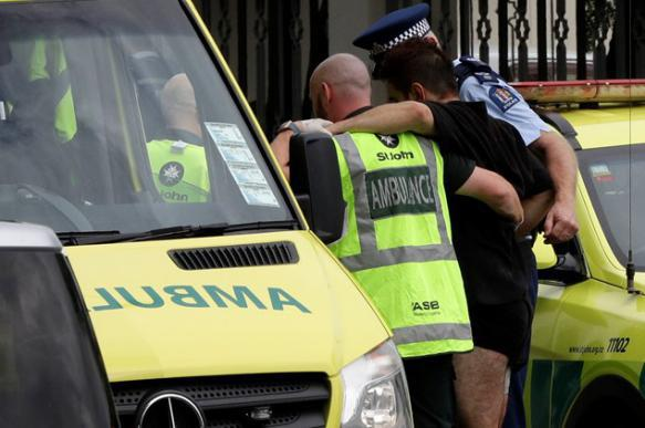 Число жертв атаки на мечеть в Новой Зеландии возросло до 40 человек. 400732.jpeg