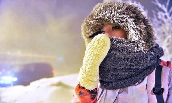 Как сохранить теплые отношения с морозом?. мороз