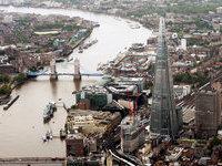 """В Лондоне открывается """"Осколок"""" — высочайший небоскреб Европы. 265733.jpeg"""