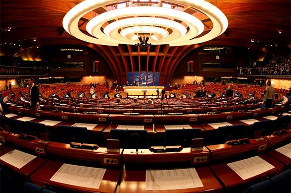Российская Федерация прекратит платить Совету Европы заПАСЕ