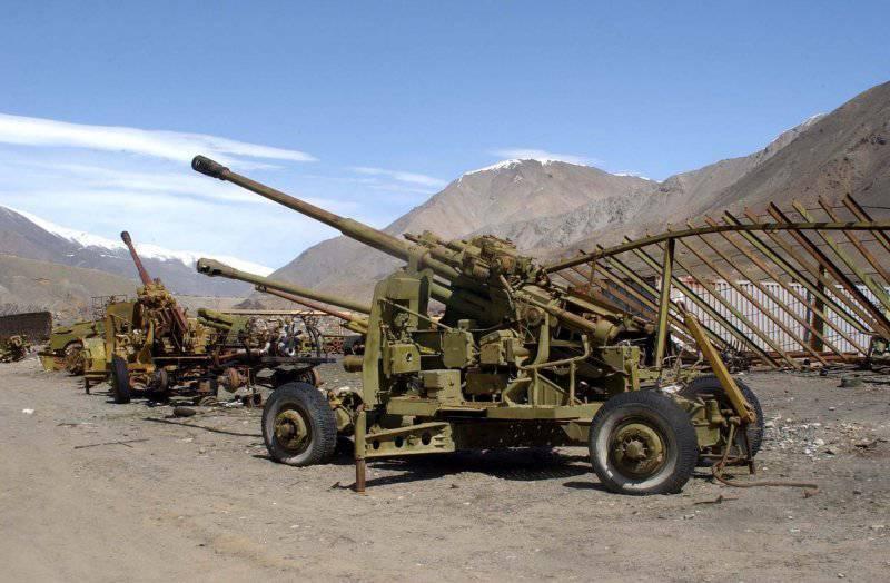 Поляки восстанавливают советскую военную технику в Ираке. Поляки восстанавливают советскую военную технику в Ираке