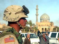 Багдаду крайне надоели американцы