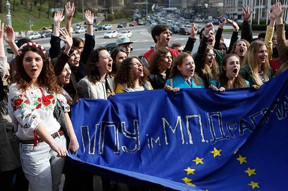 ЕС намерен дать Украине безвизовый режим