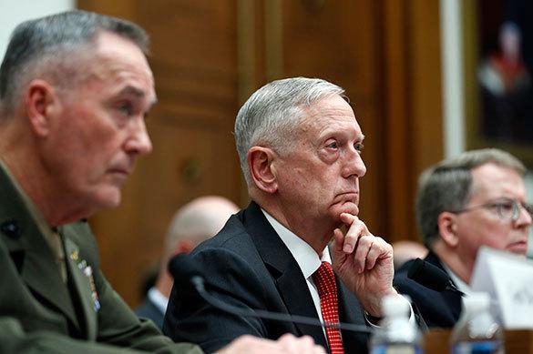 Глава Минобороны США отметил низкую боеготовность страны