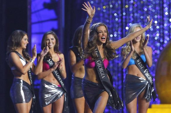 """Претендентку на звание """"Мисс Америка"""" поставил в тупик вопрос о России. Претендентку на звание Мисс Америка поставил в тупик вопрос о"""