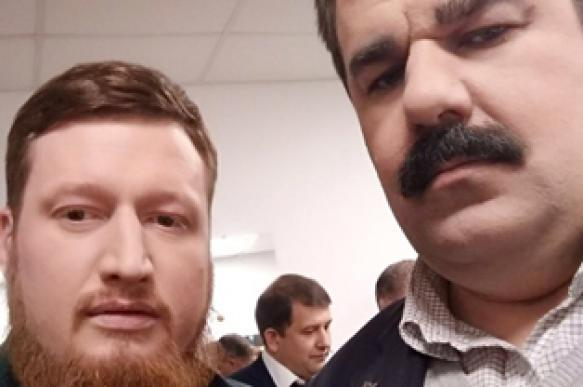 Украинские СМИ поверили в фото-шутку с Мадуро.