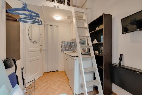 Квартиры-студии в центре и на окраине Петербурга сравнялись в цене. 400734.jpeg