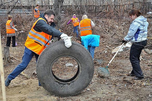 Матвиенко предложила до 1 мая провести генеральную уборку страны
