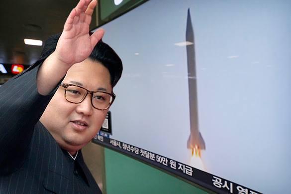 КНДР в годовщину смерти Ким Чен Ира заявила о своей непобедимости. КНДР в годовщину смерти Ким Чен Ира заявила о своей непобедимост