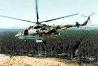Военный вертолет разбился в Афганистане, есть жертвы