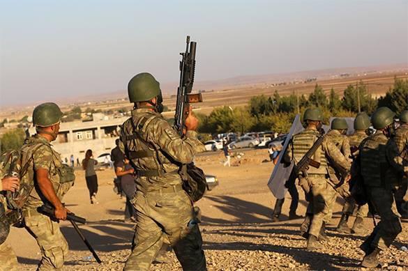 Армия Турции начала бои с курдами в Диярбакыре
